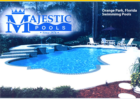 Majestic Pools Orange Park FL - Best Vinyl Liner Pool Builders