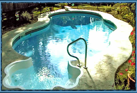 Photos pictures pools orange park fl best jacksonville for Pool design jacksonville fl
