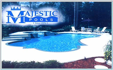 Majestic pools orange park fl best vinyl liner for Pool builders jacksonville